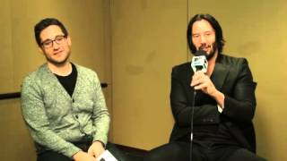 getlinkyoutube.com-Keanu Reeves Explores 'Bill & Ted' Conspiracy Theories