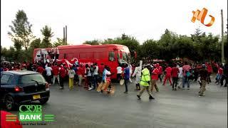 SHANGWE ZA MASHABIKI WA SIMBA SC BAADA YA KUICHARAZA MBEYA CITY GOLI 1 - 0....