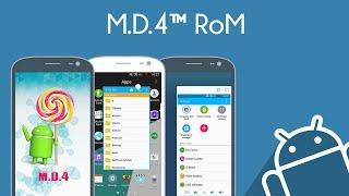 getlinkyoutube.com-AndroidMod - Trasformare il Galaxy S3 in S6 e Note 4 con la M.D.4™ RoM