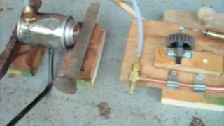 getlinkyoutube.com-homemade steam engine part 1