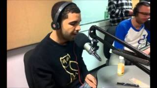 getlinkyoutube.com-Drake Power 106 Interview