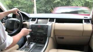 Range Rover Sport HSE--D&M Motorsports Video Test Drive and Walk Around with Chris Moran
