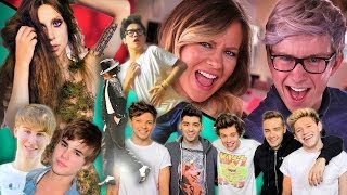 Top That! | Lady Gaga Disses Herself, 1D Changes The Lyrics & More! | Pop Culture News