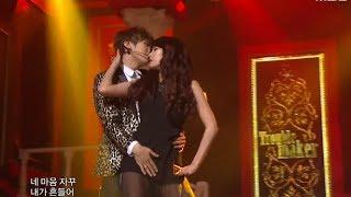 getlinkyoutube.com-음악중심 - Trouble Maker - Trouble Maker 트러블 메이커 - 트러블 메이커 Music Core 20111210