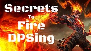 DCUO: Secrets to Fire DPSing!!!! Best Fire DPS Guide!!!!