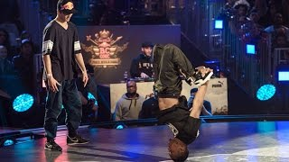 getlinkyoutube.com-Wing vs Tonio - Battle 8 - Red Bull BC One World Final 2014 Paris