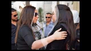 getlinkyoutube.com-Randa maraashly-انهيار ابنة رندة مرعشلي في أحضان سلاف فواخرجي