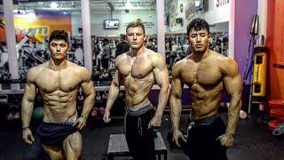 getlinkyoutube.com-RUTHLESS BACK WORKOUT w/ Dylan Mckenna & Steven Cao