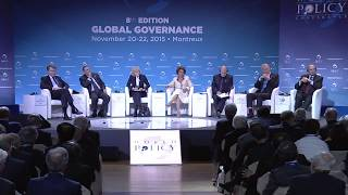 WPC 2015 session 6: The future of the Middle East