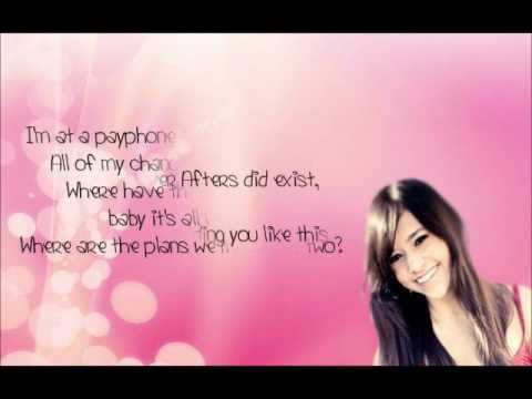 Payphone with Lyrics (cover) Megan Nicole & Dave Days.