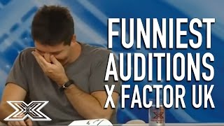 getlinkyoutube.com-Funniest Auditions on X Factor UK | Vol.1
