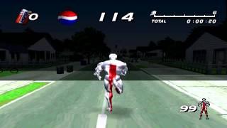 Pepsiman Parte 13 el Final y el nuevo Traje