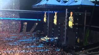 getlinkyoutube.com-Ed Sheeran Live at Wembley Stadium on 11 July 2015