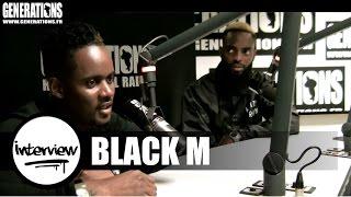 Black M - J'ai reçu des menaces de mort ! (Affaire Verdun)