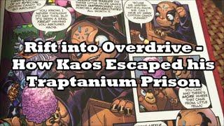 getlinkyoutube.com-(Spoilers) Skylanders - How Kaos Escaped his Traptanium Prison