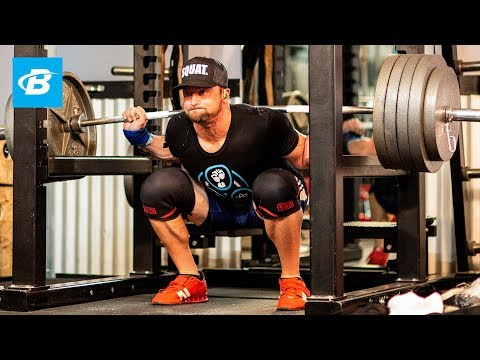 How To Squat: @BioLayne Squat Tutorial