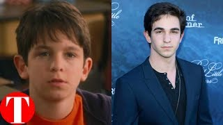 getlinkyoutube.com-Diary of a Wimpy Kid Then And Now