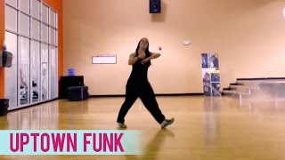 getlinkyoutube.com-Mark Ronson - Uptown Funk ft. Bruno Mars (Dance Fitness with Jessica)