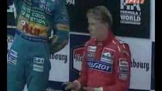getlinkyoutube.com-San Marino 1994 Imola Podium After Ayrton Senna's death