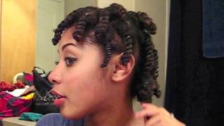 getlinkyoutube.com-Carmen's Chunky Twist Out Tutorial (requested)