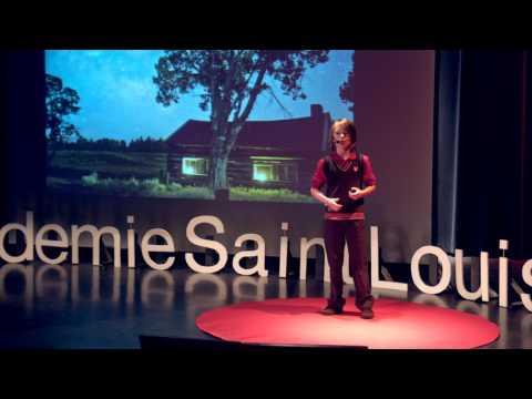 Solar City   Samuel Boucher   TEDxAcademieSaintLouis