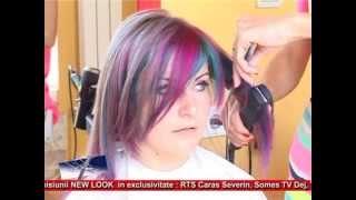 getlinkyoutube.com-NEW LOOK by salonul&scoala de coafura DANY-STUDIO Bistriţa, tel.0740777909, 10.05.2013 part.2
