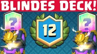 getlinkyoutube.com-NEUE CHALLENGE! - BLINDES DECK! || CLASH ROYALE || Let's Play CR [Deutsch/German HD+]