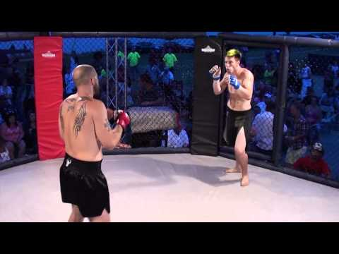 Ryan Hazlett vs Sean Casey wxc 36