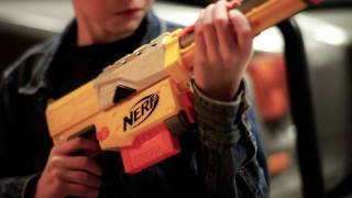 Official Nerf Wars Movie Trailer