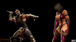 getlinkyoutube.com-Mortal Kombat IX All Fatalities on Mileena (Costume 1) PC 60FPS 1080p