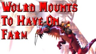 getlinkyoutube.com-World Mounts To Have On Farm