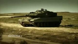getlinkyoutube.com-Leopard 2 vs M1 Abrams-Battle Tanks
