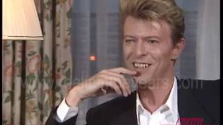 getlinkyoutube.com-David Bowie- Interview on Countdown 1990