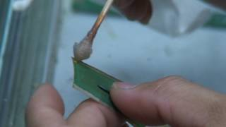 LCD screen repair