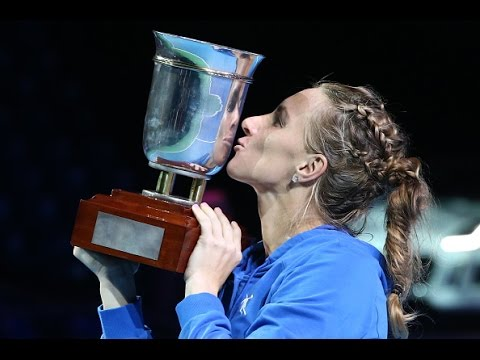 Kuznetsova v Gavrilova - 2016 Kremlin Cup Final Highlights