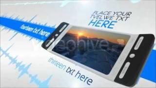 getlinkyoutube.com-Mobile display after effects template