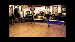getlinkyoutube.com-Line Dance: Cotton-Eyed-Joe