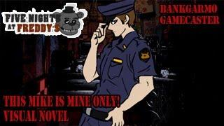 """getlinkyoutube.com-ไอ้ไมค์เอวพริ้ว! จีบรปภ.ประจำร้าน Five Nights At Freddy's! ;w;"""" :-[FNAF] ไมค์คนนี้ของฉันคนเดียวนะ!"""