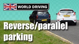 getlinkyoutube.com-How to reverse park (parallel parking). Easy tips - How to do parallel parking