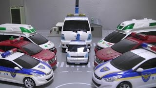 getlinkyoutube.com-헬로카봇 펜타스톰 장난감 또봇 제로 Tobot Hello Carbot Toys