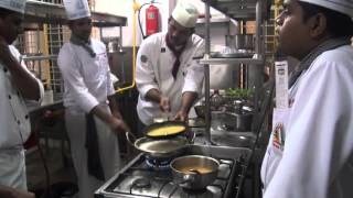 getlinkyoutube.com-How to make motichoor ladoo by Culinary academy of india