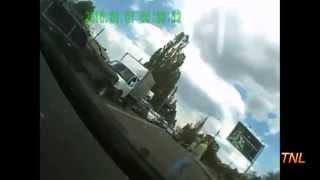 VIDEO.Accidente spectaculoase