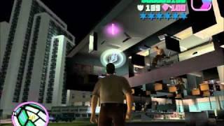 GTA Vice City HIDDEN GHOST PLACE