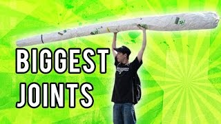 TOP 5 BIGGEST JOINTS || TOKEVISION