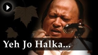 getlinkyoutube.com-Nusrat Songs - Ye Jo Halka Halka Suroor Hai - Nusrat Fateh Ali Khan - Live In Concerts