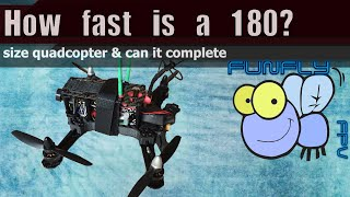 getlinkyoutube.com-How fast is a 180 Class Quadcopter?