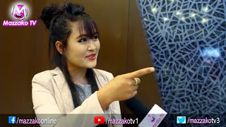getlinkyoutube.com-Mazzako Guff with Rishma Gurung || Kabaddi Kabaddi Actress || रिस्मा गुरुङ्ग || Mazzako TV