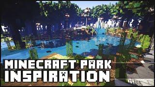 getlinkyoutube.com-Minecraft - Park Inspiration