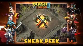 getlinkyoutube.com-Clash Of Lords 2 More Heros?