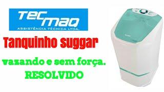 getlinkyoutube.com-Tanquinho suggar vazando e sem força, RESOLVIDO.